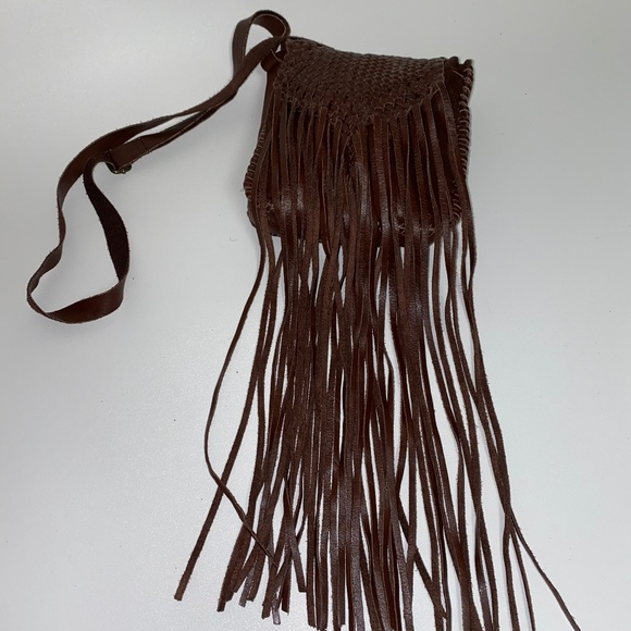American Eagle Handbags - American Eagle LEather Bag